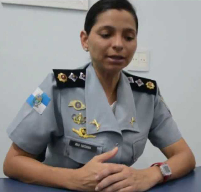 MAJOR LUCIANA RODRIGUES DE OLIVEIRA